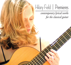 Premieres from Hilary Field